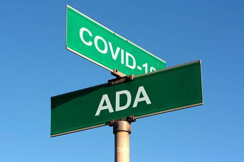 ADA-COVID Intersection