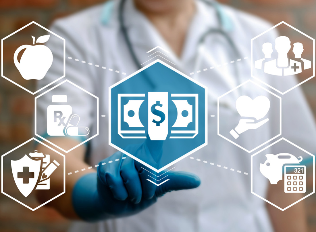 Health Care Costs Medical Concept image