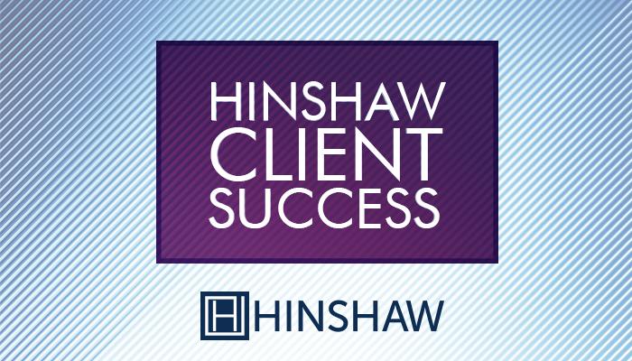 Hinshaw Client Success