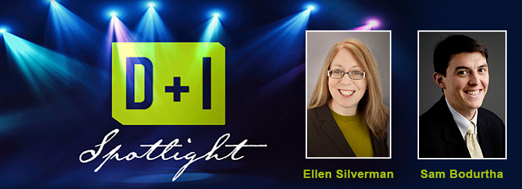 D&I Spotlight: Ellen Silverman and Sam Bodurtha