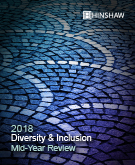 2018 Hinshaw Diversity & Inclusion Mid-Year Review