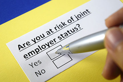Joint Employmer Test
