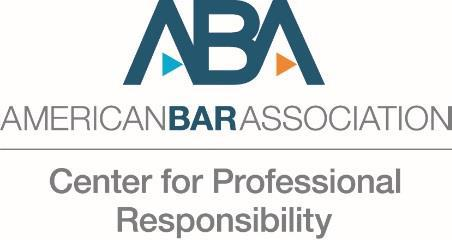 ABA Center for Professional Responsibility