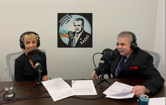 Insurance Law Radio with Dorothy Flower and Scott Seaman