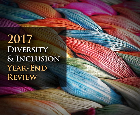 Image of 2017 Diversity & Inclusion Year-End Review