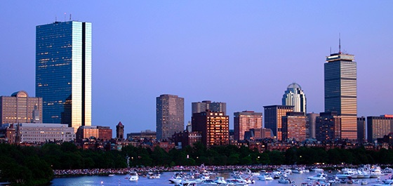 Photo of Boston